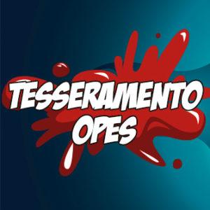 Tesseramento-Opes